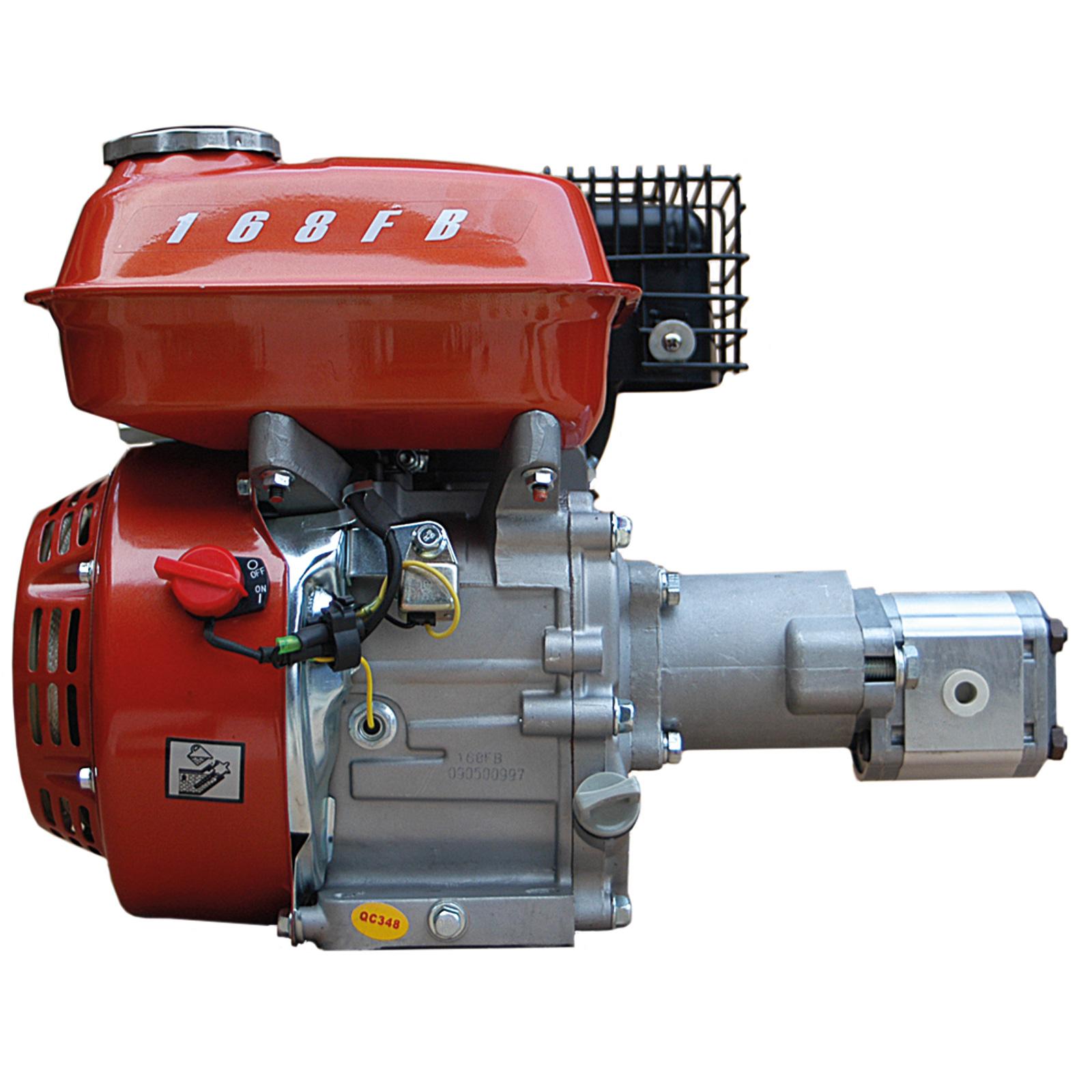 Holzspalter Mit Motor Benzin-motor-mit-pumpe