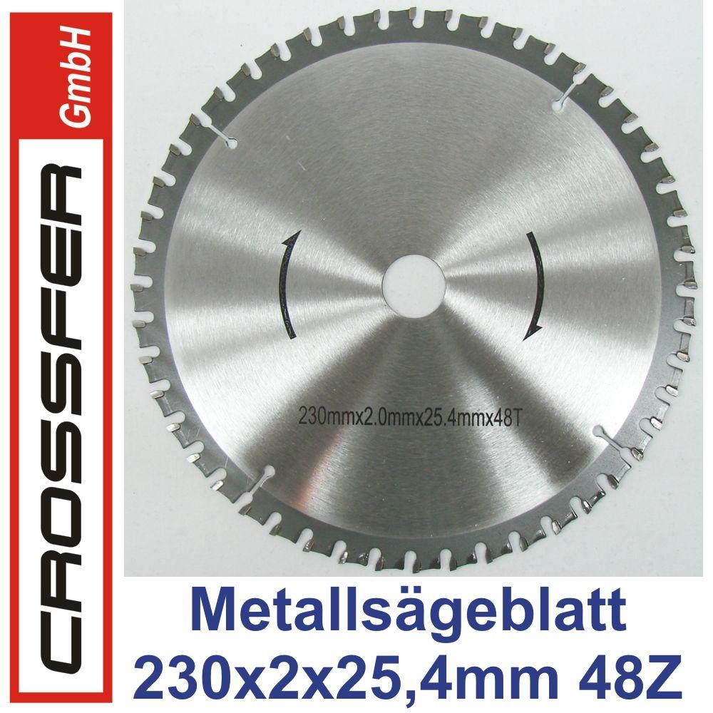 230mm HMC Universal-Sägeblatt für Metalle