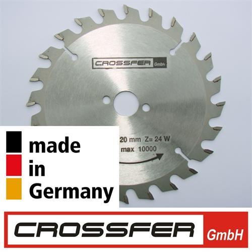 160 mm 24Z PROFI HM-Sägeblatt Holz-Feinschnitt