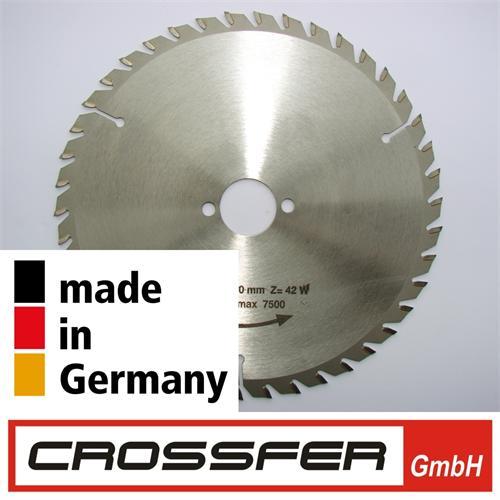 210 mm 42Z PROFI HM-Sägeblatt Holz-Feinschnitt