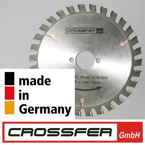 180 mm NAGELFESTES HM Sägeblatt Holz-Grobschnitt