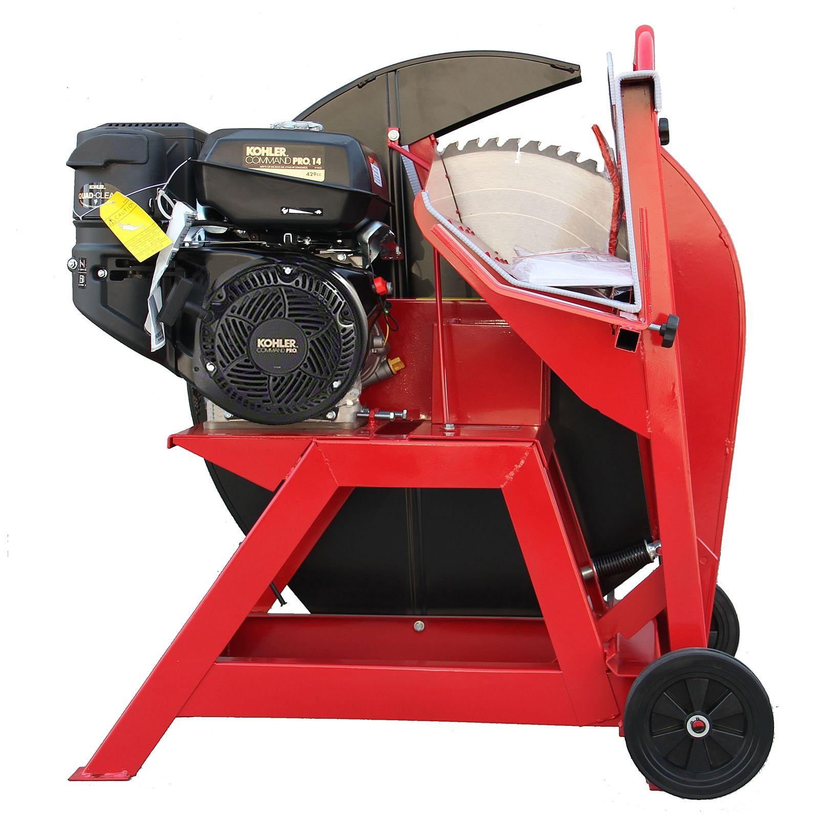 Wippkreissäge 700 mm 14 PS Benzinmotor
