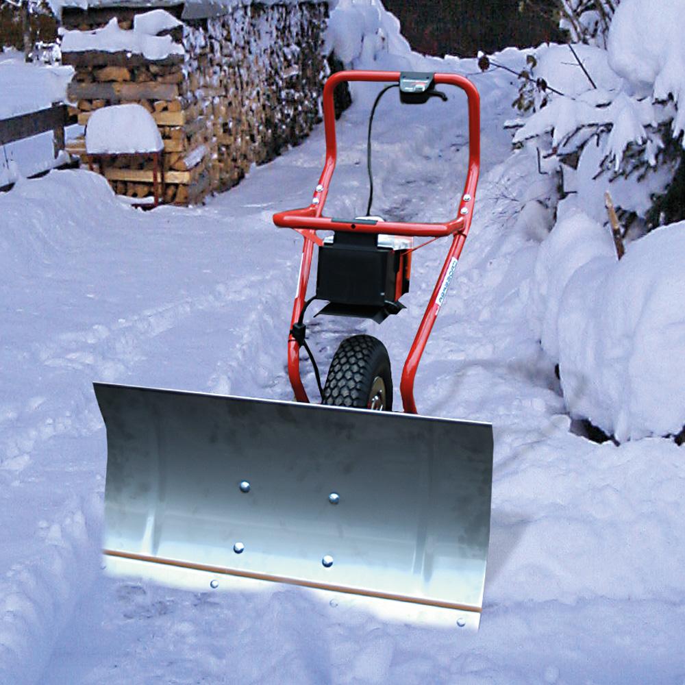 Elektro-Schneeräumer ESR-740 inkl.Schneeschild