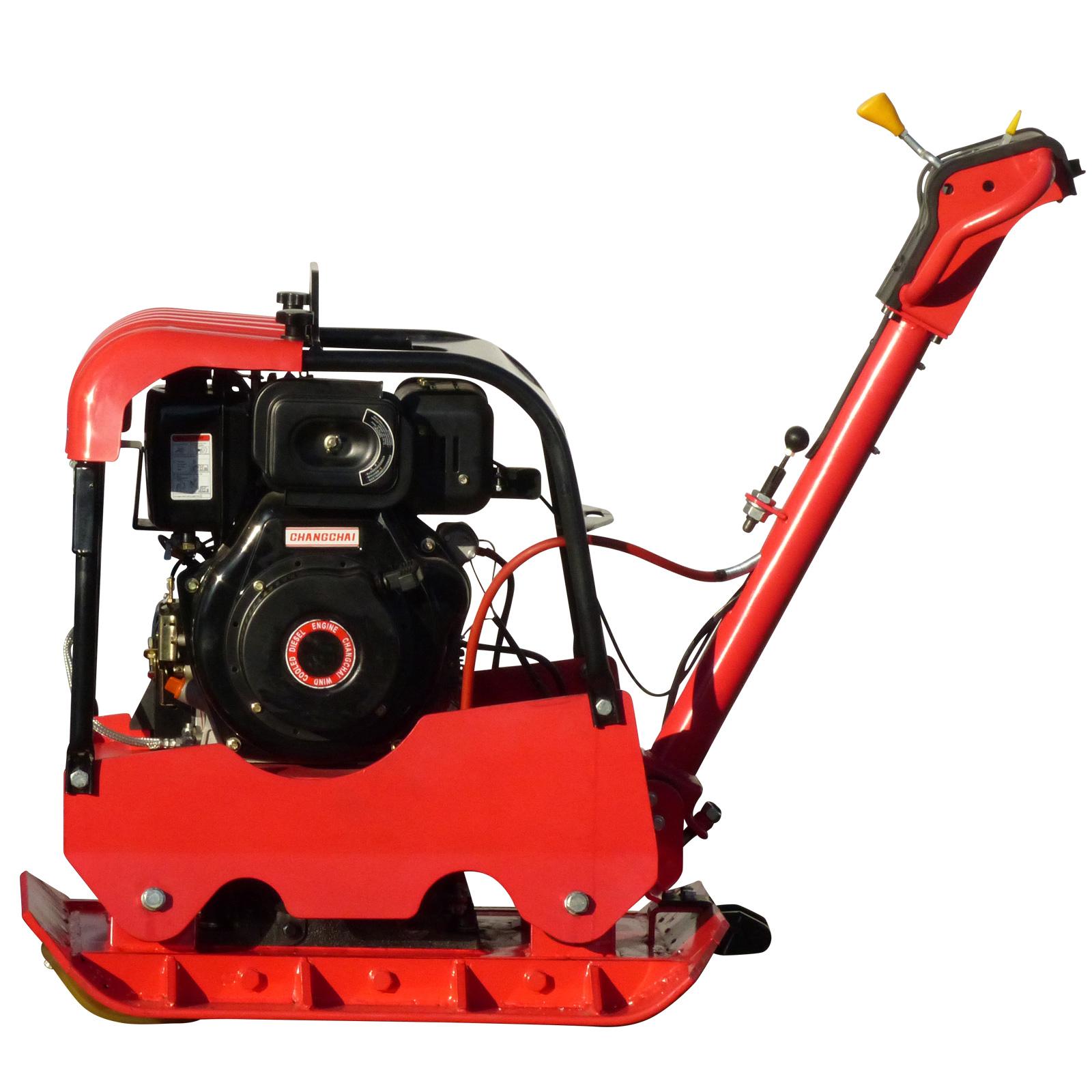 13PS Diesel Rüttelplatte Vibrationsverdichter