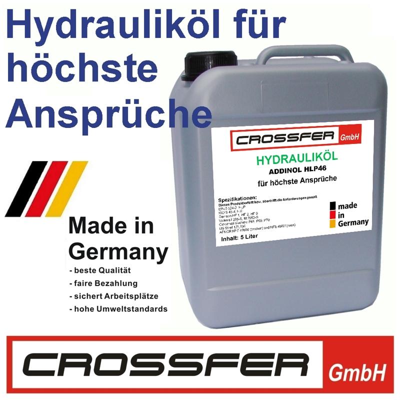Öl Hydrauliköl HLP46 ADDINOL