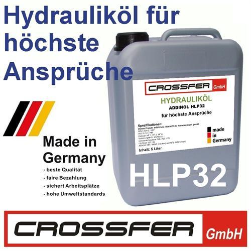 Öl Hydraulikö HLP32l ADDINOL