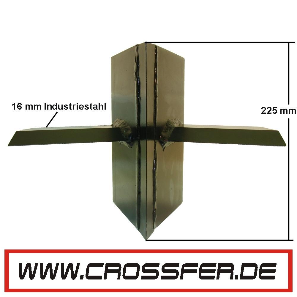 Spaltkreuz Kreuzspalter auch für 18 ToCROSSFER Zapfwellen-Holzspalter NEU