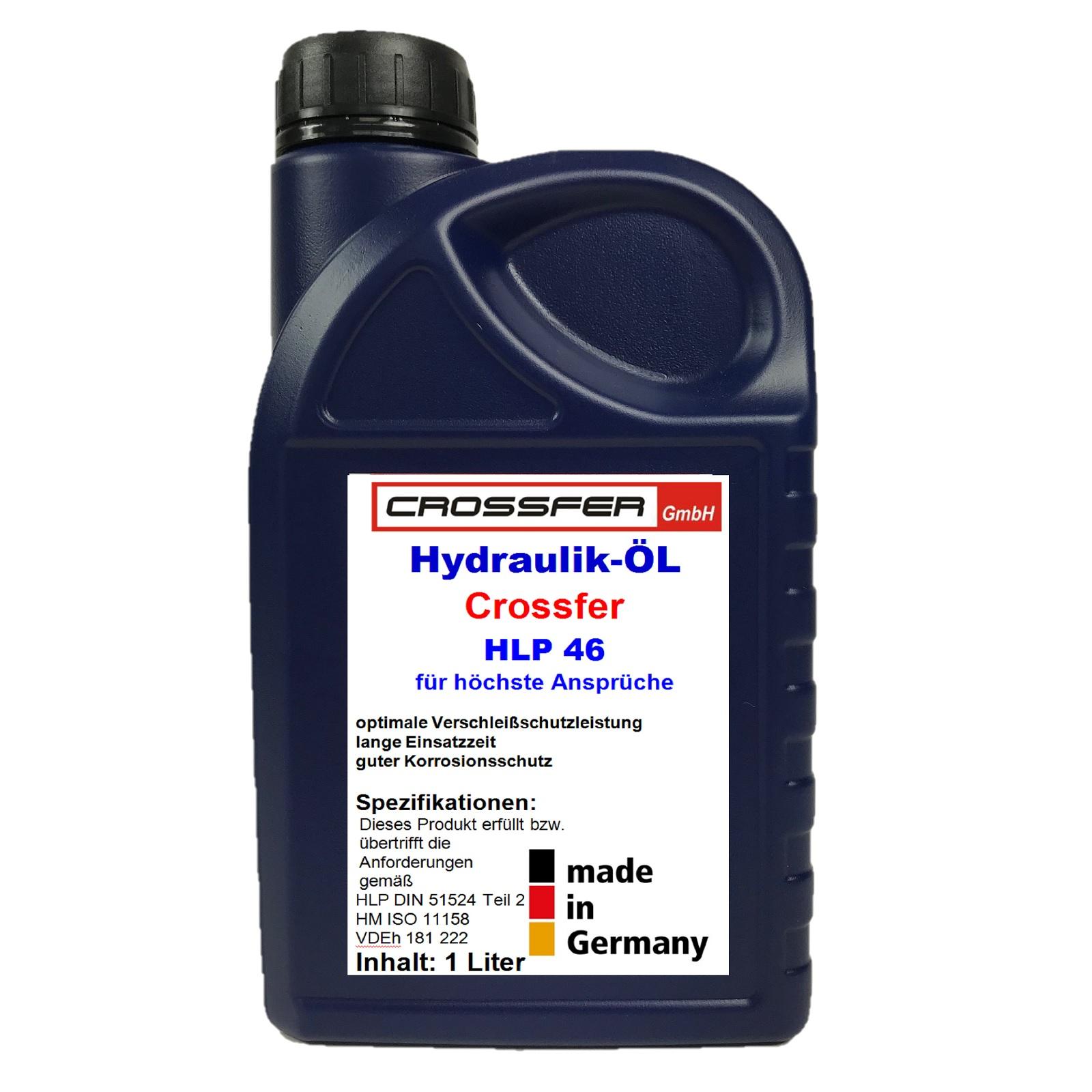 Öl Hydrauliköl HLP46 HHLP46