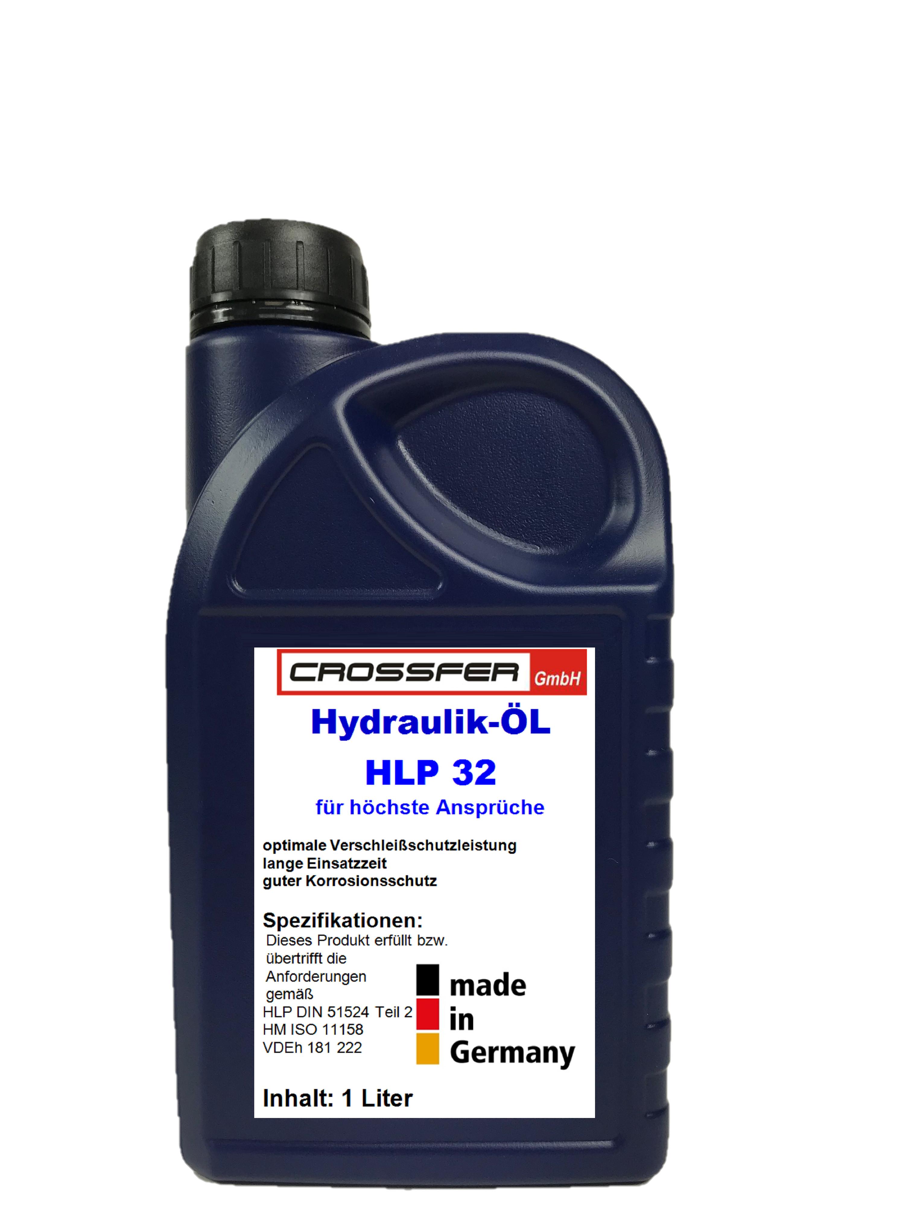 Öl Hydrauliköl HLP32 HHLP32