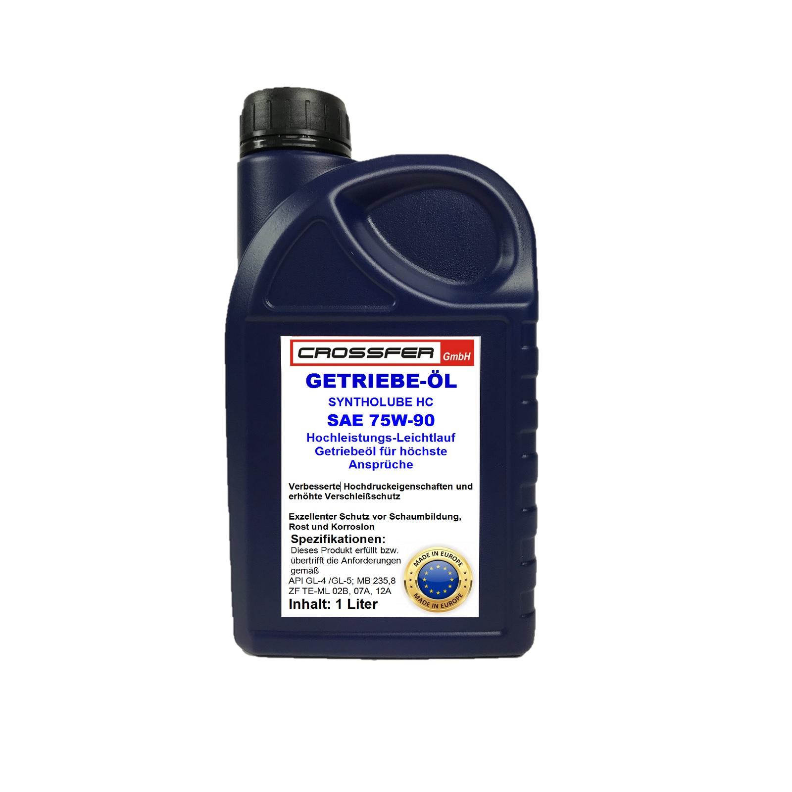 Öl Getriebeöl HC SAE 75W-90