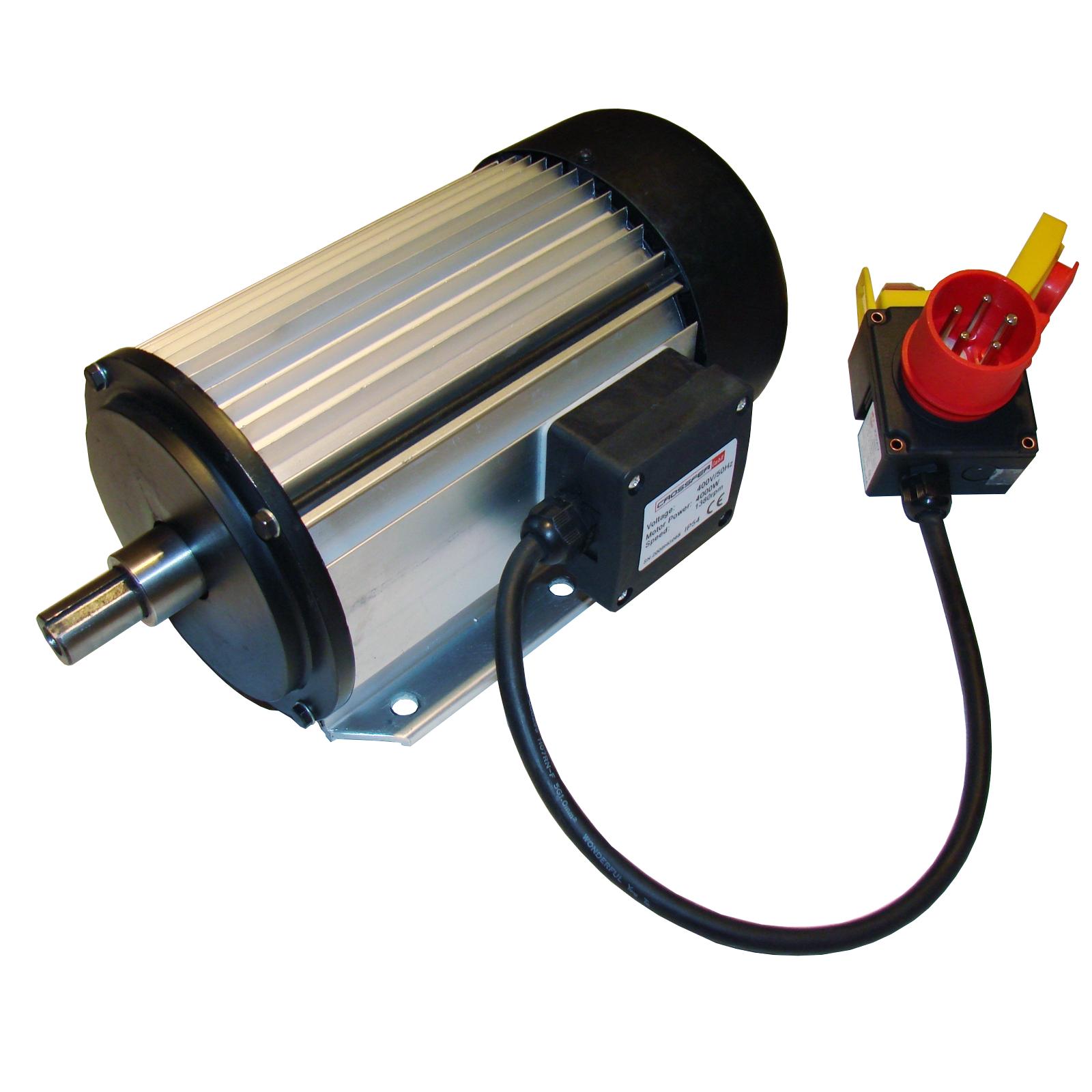 Elektromotor 400V 5200 Watt 1380 U/Min IP54