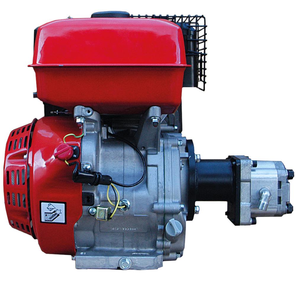 Hydraulikaggregat Benzinmotor 11,0PS, 200bar Pumpe