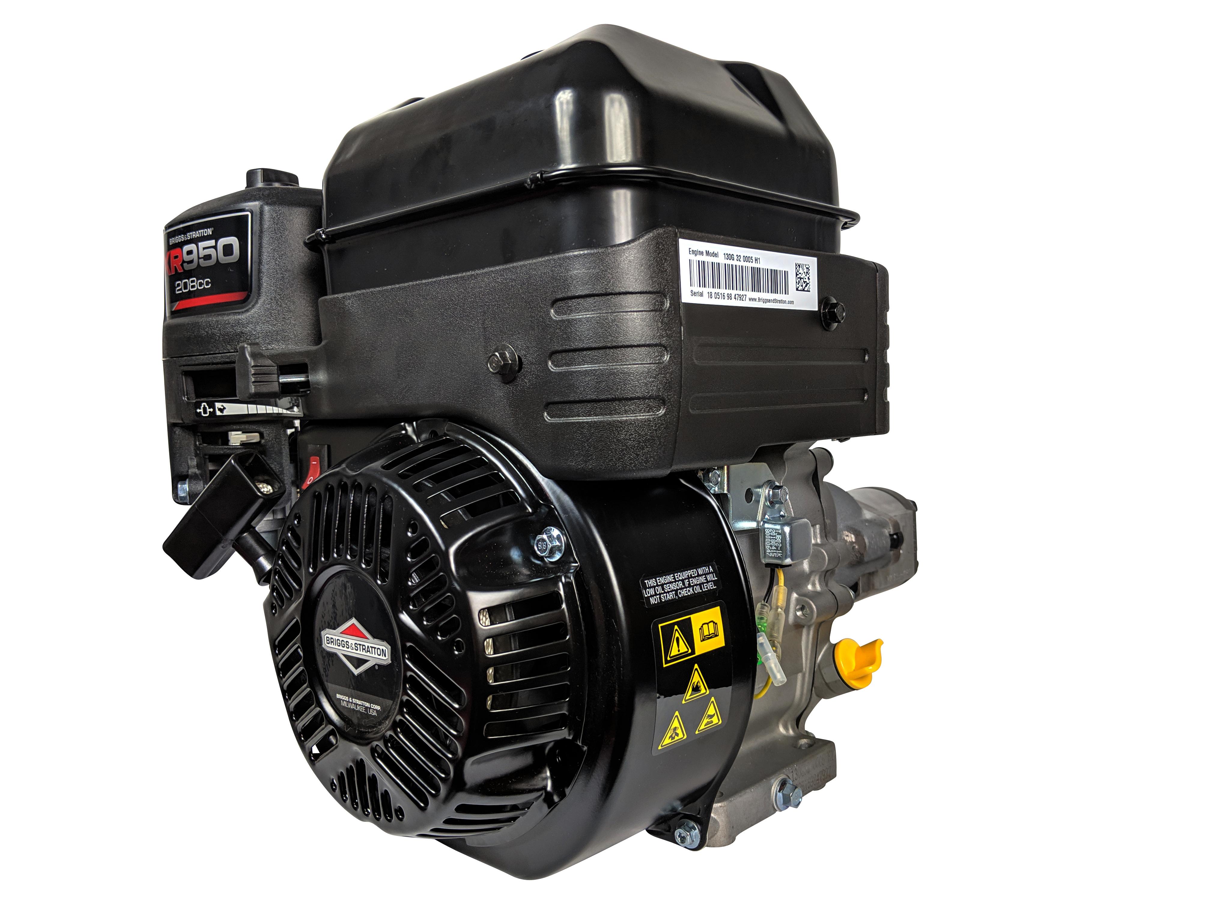 Hydraulikaggregat Benzinmotor B&S-6,5PS